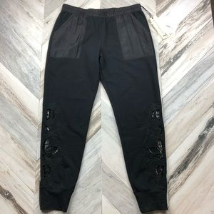 NWT Johnny Was 4LoveAndLiberty Jogger Sweatpants
